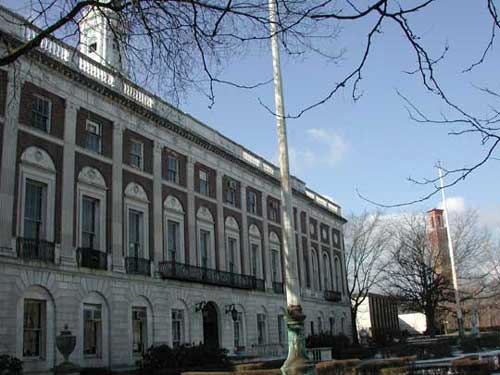 Waterbury City Hall - 1915 - Cass Gilbert, Architect